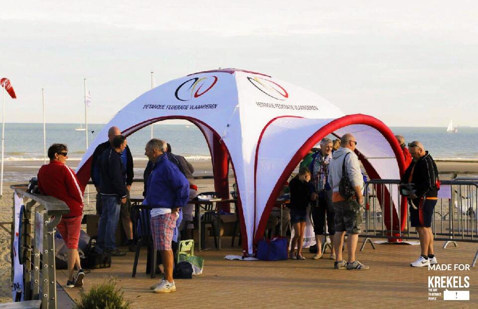 Lite Krekels event tent AXION4EVENT